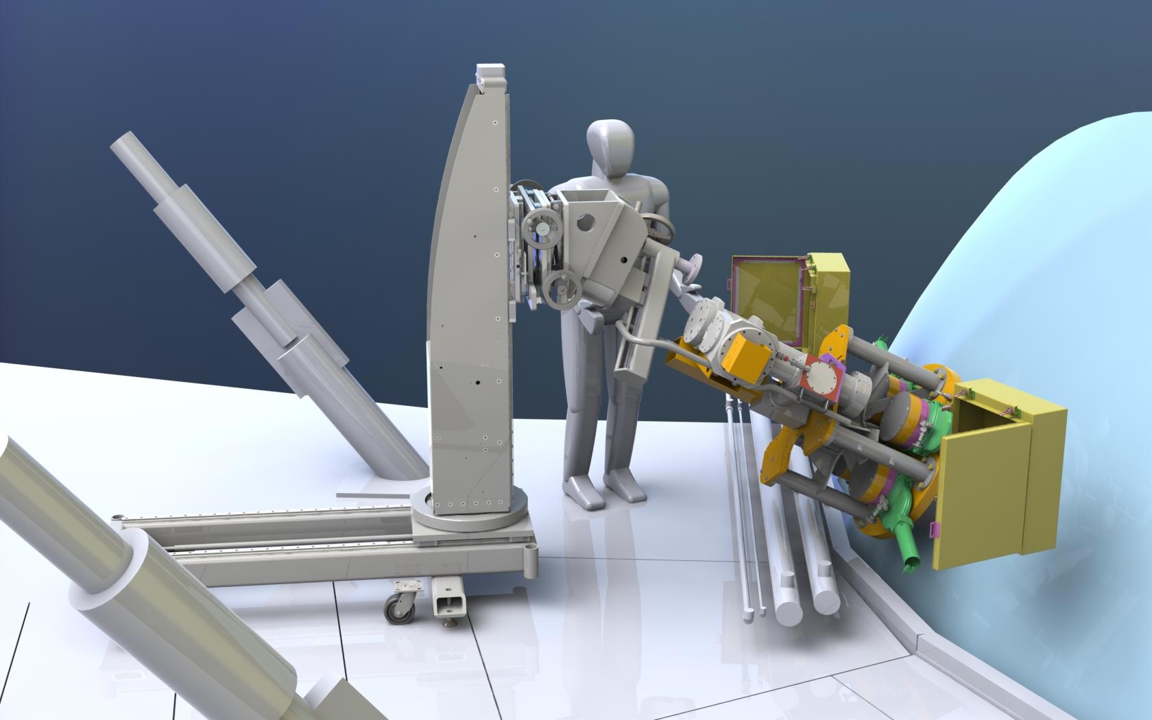 国際物流総合展 - INNOVATION EXPO - にSAアームリフトが出展いたします。