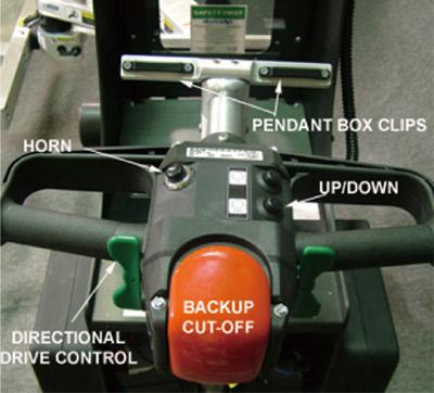 自走タイプコントローラー