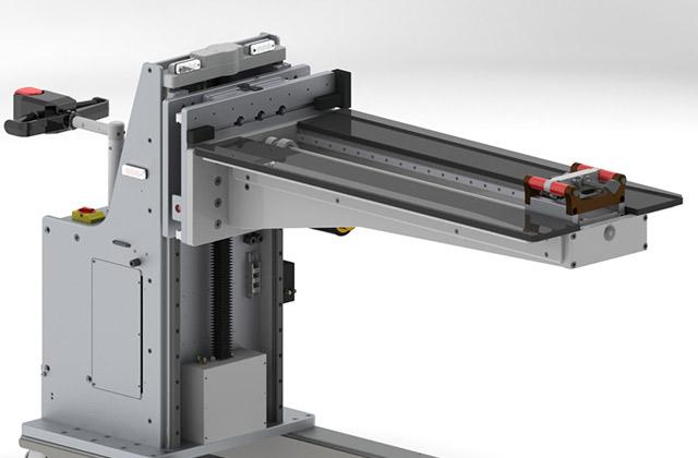 スライド 電動アーム付きリフト機 SAアームリフト[SA arm-Lift] |三愛化成商事株式会社