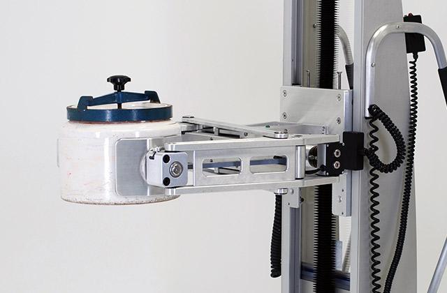 クランプ 電動アーム付きリフト機 SAアームリフト[SA arm-Lift] |三愛化成商事株式会社