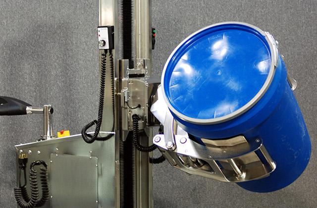 ローテーション 電動アーム付きリフト機 SAアームリフト[SA arm-Lift] |三愛化成商事株式会社