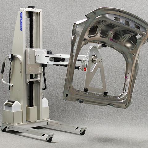 自動車 電動アーム付きリフト機 SAアームリフト[SA arm-Lift] |三愛化成商事株式会社