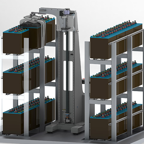 電池 電動アーム付きリフト機 SAアームリフト[SA arm-Lift] |三愛化成商事株式会社