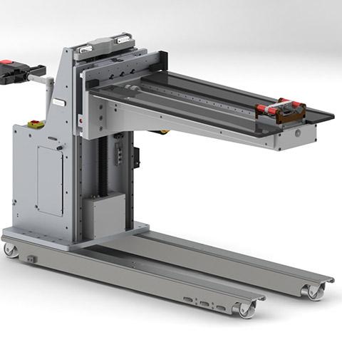 ナショナルラボラトリー 電動アーム付きリフト機 SAアームリフト[SA arm-Lift] |三愛化成商事株式会社