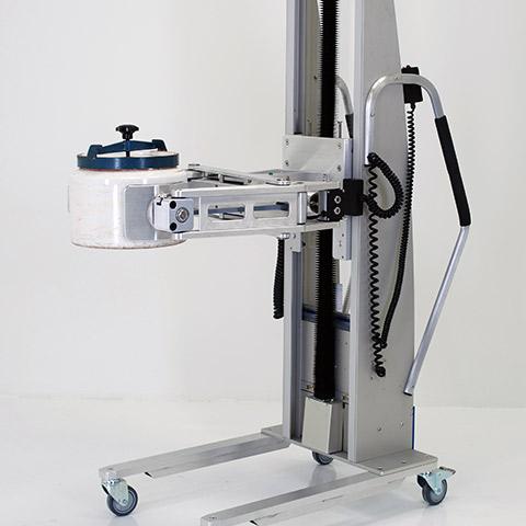 製薬 電動アーム付きリフト機 SAアームリフト[SA arm-Lift] |三愛化成商事株式会社