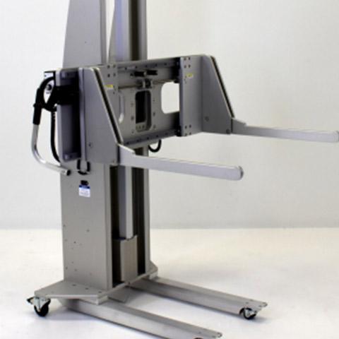 注目のリフト 電動アーム付きリフト機 SAアームリフト[SA arm-Lift] |三愛化成商事株式会社