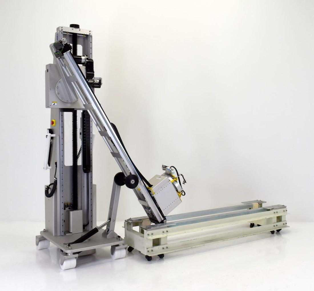 #27448 Wafer Fab Robot Installation Lift