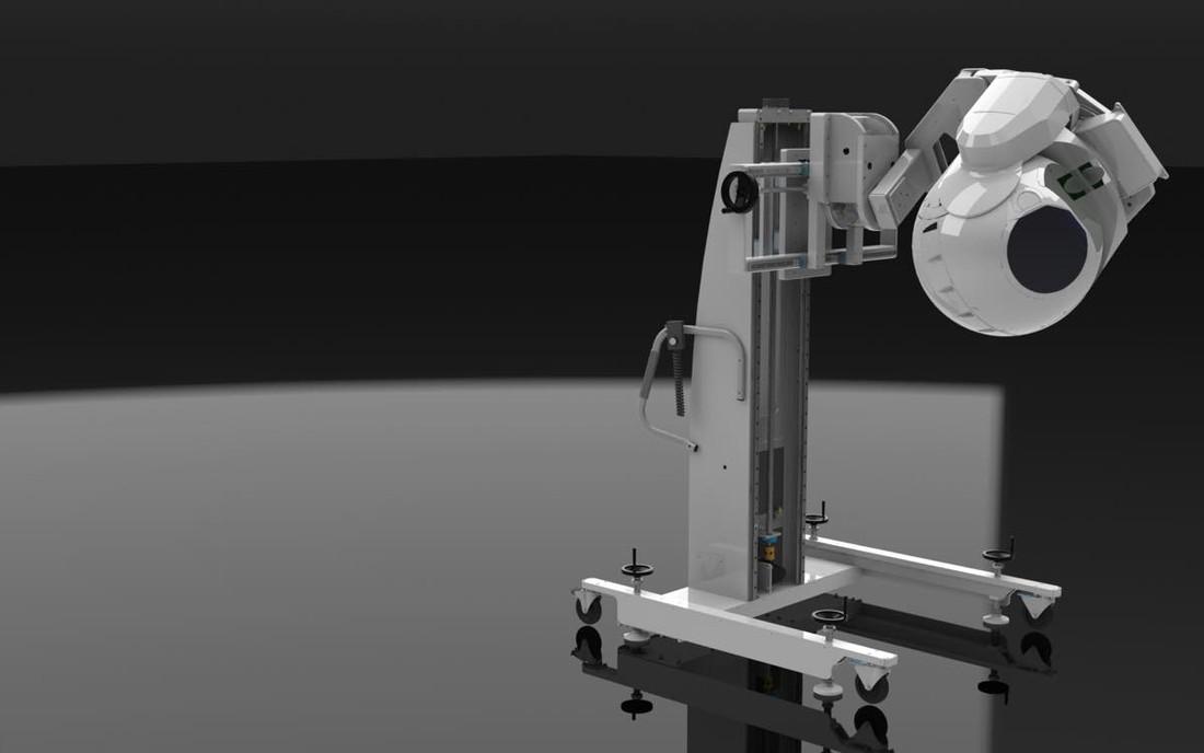 #20303A 光学アセンブリ用回転器具リフト