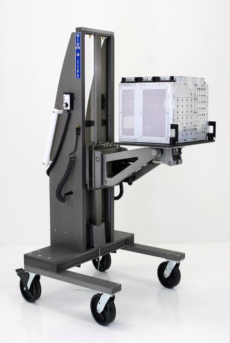#27165 電子シャシー用回転ターンテーブル付きワークポジショナー